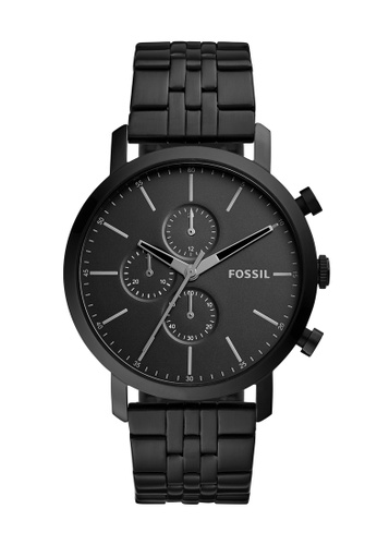 Fossil black Luther Watch BQ2330IE F8DF5ACABC8412GS_1