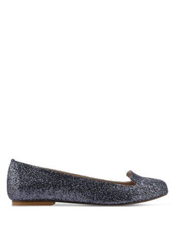 OCEEDEE grey Mary Flats 55899SHC851CEEGS_1