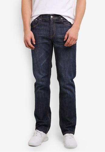 MILANO blue Milano Denim Jeans MI248AA0S1N2MY_1