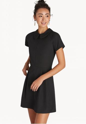 a6fa576ed42 Pomelo black Mini Peter Pan Collar Dress - Black 63D03AAAC46D3AGS 1