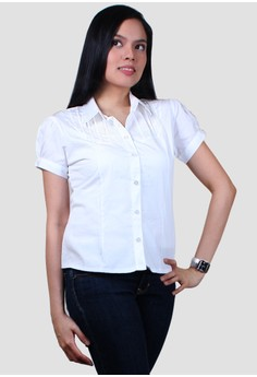 Penelope Fashionable Ladies Work Shirts/Formal Shirt