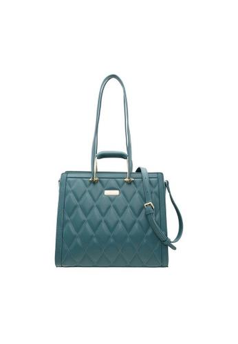 Valentino Creations blue Valentino Creations Rozel Shoulder Bag EF8BCAC7BF2898GS_1
