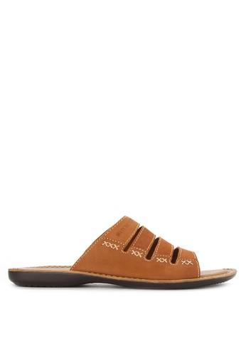 Watchout! Shoes brown Sandal Slipon WA021SH0V7XFID_1