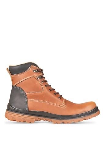 JAVA SEVEN brown JAVA SEVEN SHOES BOOTS MR. TRENS SHOES MTS 001 (Brown) JA154SH56JHBID_1