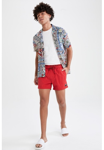 DeFacto red Swimming Short F990BUS40DEF95GS_1