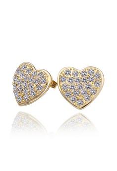 Isabelle 18K Gold Plated Earrings