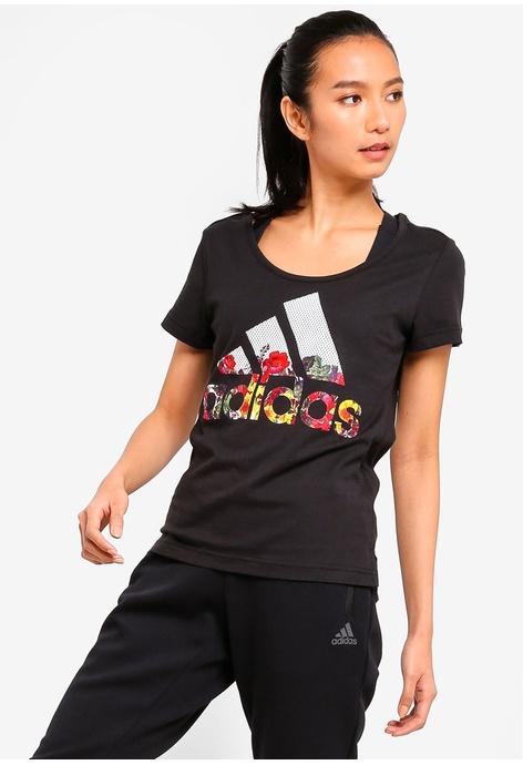 81f1480f4fa8e Buy adidas Women T-Shirts Online