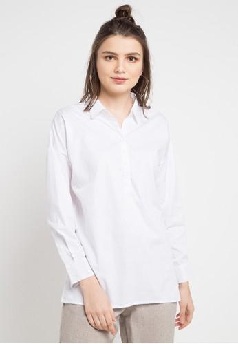 Bodytalk white Meica Shirt A7A9FAA8A3BF36GS_1