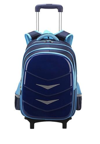Twenty Eight Shoes navy VANSA Nylon Cart Backpacks VAK-Bp88192 BB404KC0A5B887GS_1