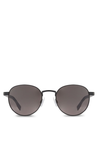 ff4a468b1d8 Buy Boss Orange Lightweighted Pantos Metal Sunglasses Online ...