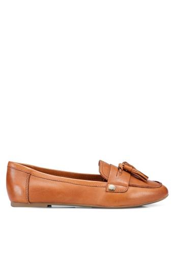 ALDO 褐色 Yeliviel 樂福鞋 83696SH4436F46GS_1
