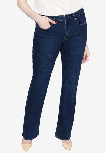 b7e97f511 Plus Size Bootcut Martha Jeans