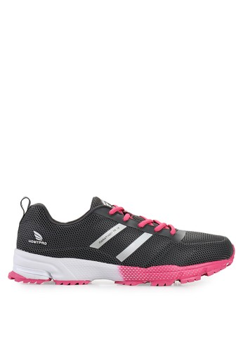 Homypro grey Ultra Cool Running Shoes HO843SH12LMXID_1