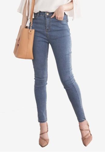 Eyescream blue Skinny Jeans B144AAA9A9A17CGS_1