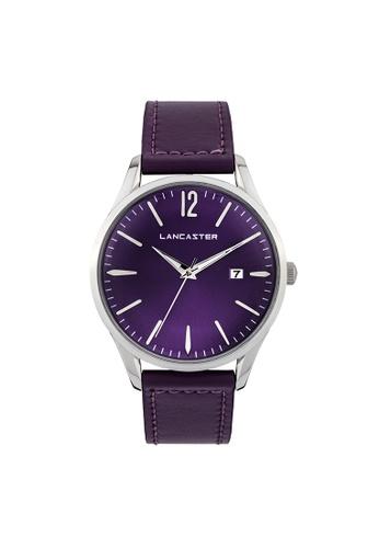 Lancaster Paris purple Heritage 3 Hands LA452AC0GA10SG_1