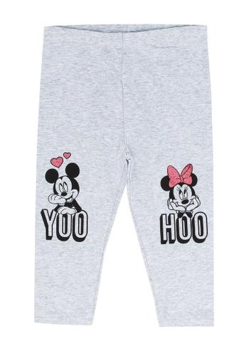 FOX Kids & Baby grey Baby Girl Disney Pants AA870KA36B9109GS_1