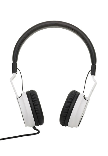 Typo white and multi Frequency Headphones E88B9AC3D78664GS_1