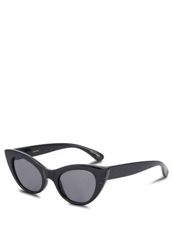 2d0713e758790 Shop MANGO Cat Eye Sunglasses Online on ZALORA Philippines