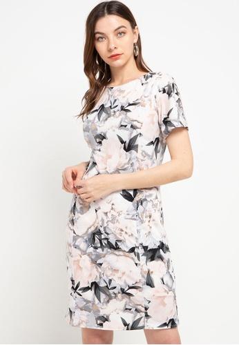 CHANIRA LA PAREZZA pink and multi and silver Chanira Roxy Dress 372CCAA5595FC6GS_1
