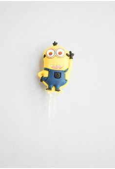 Hello Minion Mobile Dust Plug