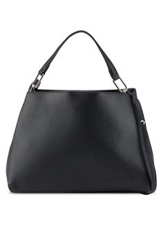 Calvin Klein black 2 Way Satchel - Calvin Klein Accessories  0261DAC9668726GS 1 c5ff9d743d2d2