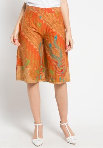 Le Viel Batik orange Nessa Cullote LE804AA39BIAID_1
