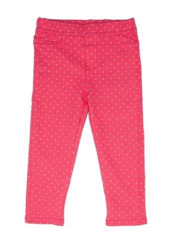 FOX Kids & Baby pink Casual Long Pants D6C8FKA9400897GS_1