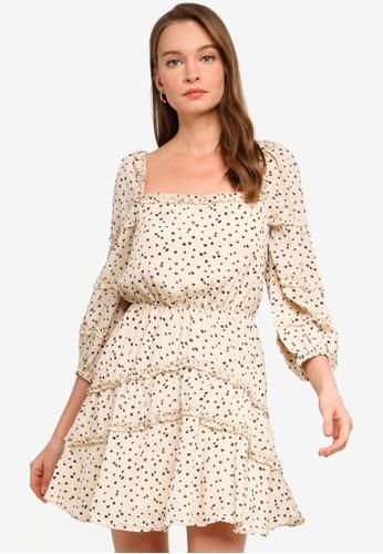 Sável white Matilda Dress D04E5AA285DDABGS_1