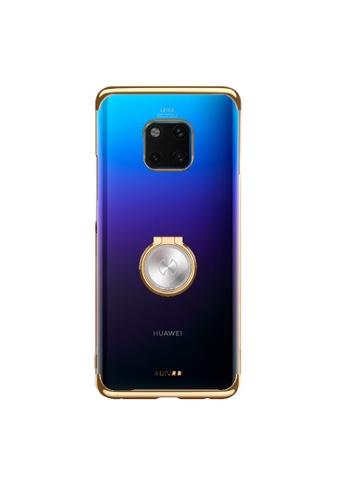 MobileHub gold Huawei Mate 20 Pro Xundd Jazz X-Ring Ultra Thin Clear Case DD907AC0AEA228GS_1