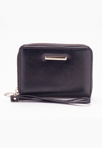 Stylesource black Detachable Wristlet Wallet ST896AC44MCTPH_1