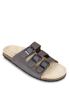 Basic T-Strap Sandals