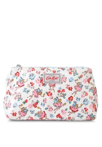 Cath Kidston white Little Fairies Kids Wash Bag DA643KCDD88FC2GS_1