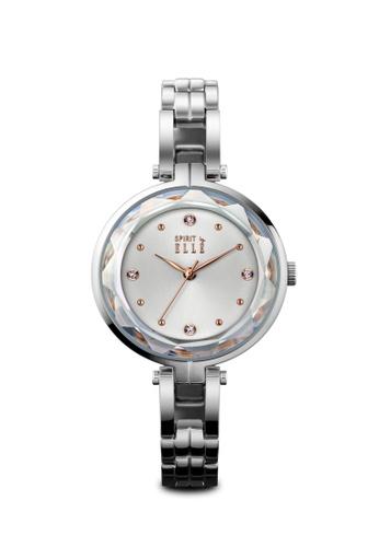 ELLE silver Fashion Ladies Watch EL900AC0SSGAMY_1