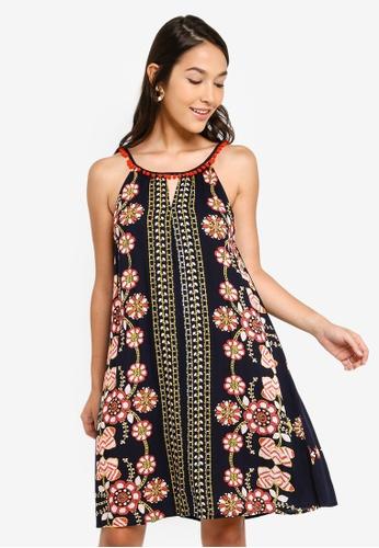 674e47eede Buy Angeleye Heather Cut Out Mini Dress Online on ZALORA Singapore