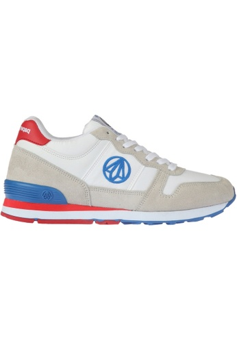paperplanes white Paperplanes-1303 Trendy Low Top Sports Running Shoes US Women Size PA355SH59PKISG_1