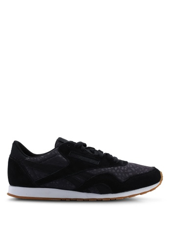 9989a0c5cfdd6 Buy Reebok Classic Nylon Slim Text Lux Sneakers Online on ZALORA ...
