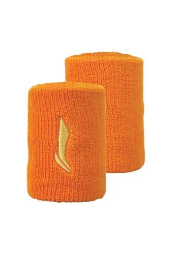 Li-Ning orange TEAM WRISTBAND 5846BAC7ADF8DCGS_1