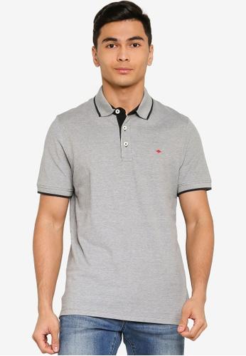 Produkt green Paul Short Sleeves Polo Shirt 7489EAA195C345GS_1
