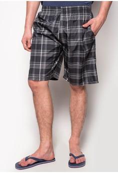 Joros Checkered Board Shorts