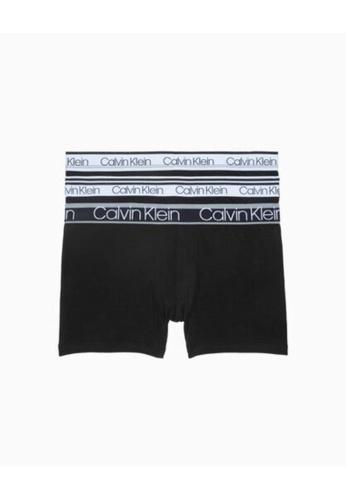 Calvin Klein Calvin Klein CK Men Variety 3 Pack Trunks 06291US3334F5CGS_1