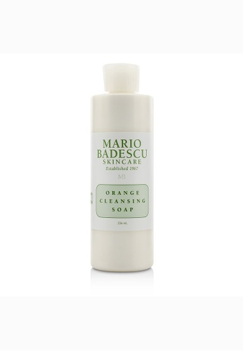 Mario Badescu MARIO BADESCU - Orange Cleansing Soap - For All Skin Types 236ml/8oz 7EFBABE7D061E7GS_1