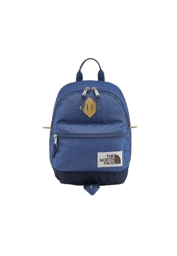 2cf5c9387 The North Face blue The North Face Mini Mini Berkeley Backpack  NICKELGY/SCTSHMOSSGR -8L
