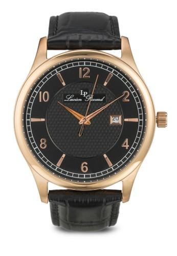 Weisshorn 真皮圓框手錶,esprit 旺角 錶類, 皮革錶帶
