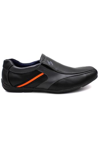midzone black EXO SCORPION Casual Loafer 13F26SH76FDEB0GS_1