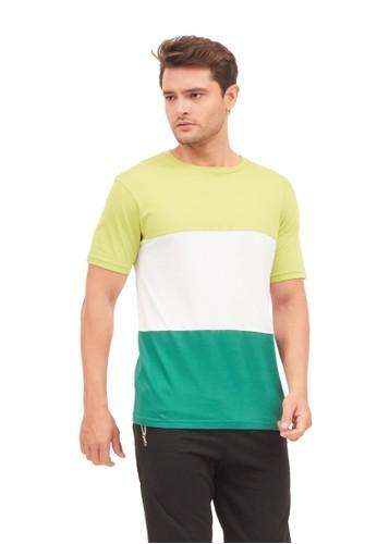 MUGABE green MUGABE mens t-shirt buck green D9E1CAAA5F4039GS_1