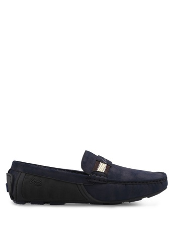 Louis Cuppers navy Casual Loafers 8F1FESHF94F519GS_1