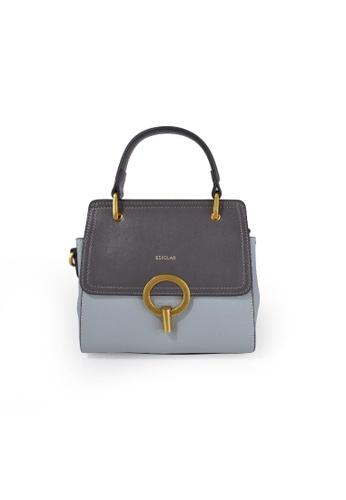 Esfolar blue Esfolar Satchel Bag(EA190020) AE9ADACF3BD442GS_1