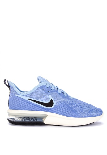 size 40 97100 0276e Nike blue Nike Air Max Sequent 4 Shoes 8F240SHB817B99GS 1