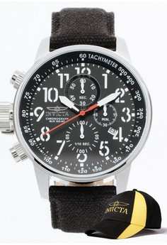 I-Force 46mm Case Watch 1512 with FREE Baseball Cap
