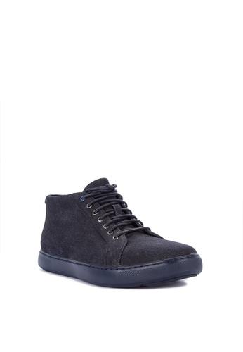 Fitflop navy Andor Sneakers E2661SH9E5BF13GS_1